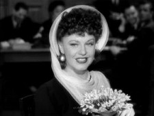 Ginger Rogers is Roxie Hart
