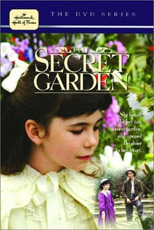 The Secret Garden (1987) DVD cover art
