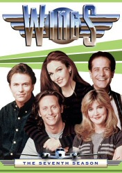 Wings: the Complete Seventh Season DVD cover art