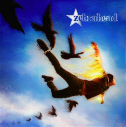 Phoenix by Zebrahead CD Cover Art