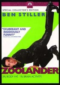 zoolander dvd cover