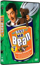 Best of Mr. Bean, Vol. 2 DVD cover art