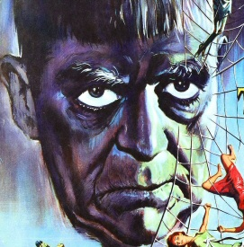 Boris Karloff from The Terror
