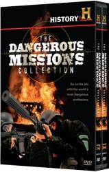 Dangerous Missions Collection DVD cover art