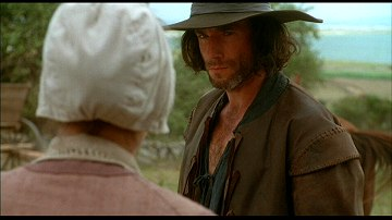 Daniel Day Lewis is John Proctor in The Crucible