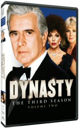 Dynasty: The Third Season, Vol. 2 DVD cover art