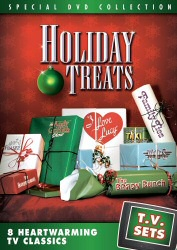 TV Sets: Holiday Treats DVD cover art