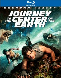 Journey to the Center of the Earth Blu-Ray cover art