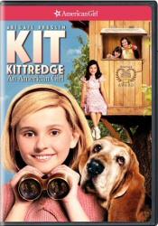 Kit Kittredge: An American Girl DVD cover art