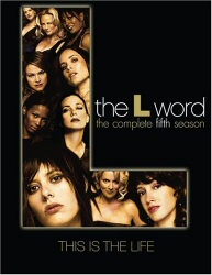 The L Word: The Complete Fifth Season DVD cover art