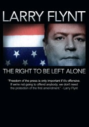 Larry Flynt: The Right to Be Left Alone DVD cover art