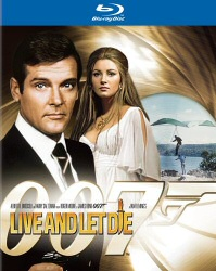 Live and Let Die Blu-Ray cover art
