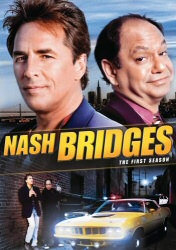 Nash Bridges: The First Season DVD cover art