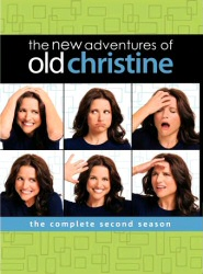 The New Adventures of Old Christine: The Complete Second Season DVD cover art
