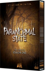 Paranormal State: The Complete Season One DVD cover art