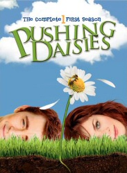 Pushing Daisies: The Complete First Season DVD cover art