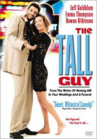tall guy dvd cover