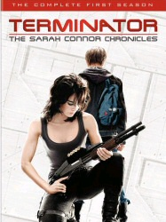 Terminator: The Sarah Connor Chronicles: The Complete First Season DVD cover art
