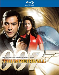 Thunderball Blu-Ray cover art