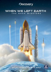 When We Left Earth DVD cover art