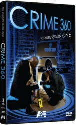 Crime 360: The Complete Season One DVD cover art