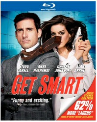 Get Smart Blu-Ray cover art