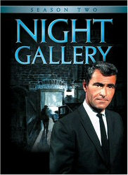 Night Gallery Season Two DVD cover art