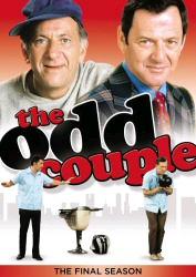 Odd Couple: The Final Season DVD cover art