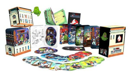 The Real Ghostbusters: The Complete Series