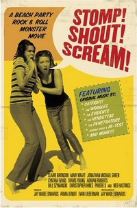Stomp! Shout! Scream! DVD cover art