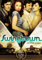 Swingtown: The First Season DVD cover art