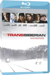 Transsiberian Blu-Ray cover art