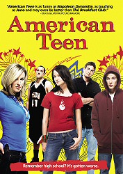 American Teen DVD cover art