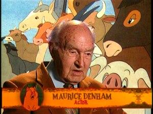 Maurice Denham from Animal Farm