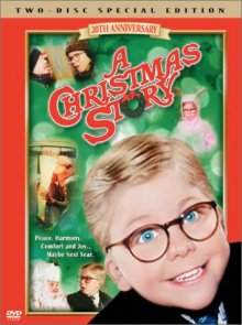 A Christmas Story 2-Disc Special Edition DVD cover art