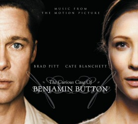 The Curious Case of Benjamin Button soundtrack cover art