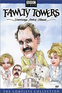 Fawlty Towers DVD cover art