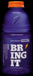 Gatorade Fierce is now Br Ing It?