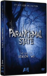 Paranormal State: The Complete Season Two DVD cover art