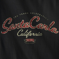 Lost Boys Santa Clara t-shirt from Last Exit to Nowhere