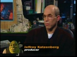 Jeffrey Katzenberg from Shrek