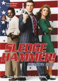 sledge hammer dvd cover