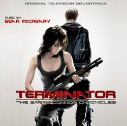 Terminator: The Sarah Connor Chronicles soundtrack cover art