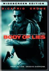 Body of Lies DVD cover art