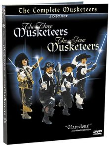 The Complete Three Musketeers