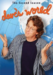 Dave's World: The Second Season DVD cover art