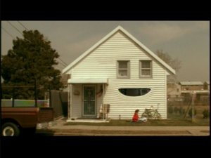 The Polyphonic Spree's singing house from Eternal Sunshine of the Spotless Mind