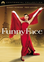 Funny Face DVD cover art