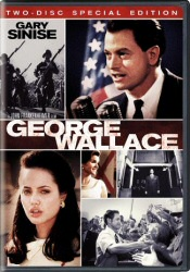 George Wallace DVD cover art