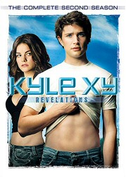 Kyle XY: The Complete Second Season: Revelations DVD cover art
